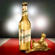 """Heute Abend wird zum 20. Mal die """"Goldene Henne"""" verliehen und #Wernesgrüner ist als Sponsor mit dabei. Heute ist dann mal alles im goldenen Bereich. Alles."""