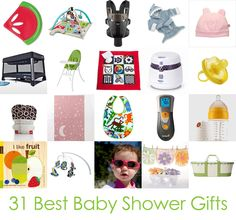 31 Best Baby Shower Gifts