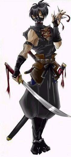 Male Assassin ASSASSIN Pinterest Kakashi