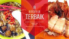 Apa saja makanan enak dan murah di Singapore? Inilah beberapa Singapore Best Food yang telah menyandang predikat Top Rated Food 5 Stars.