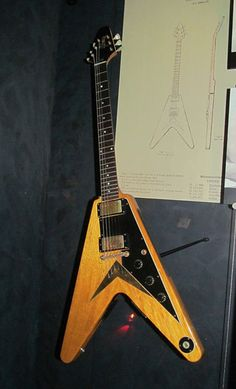electric guitar company flying v made for brent hinds mastodon plexi glass body with. Black Bedroom Furniture Sets. Home Design Ideas