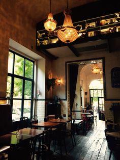 Café Propaganda Italy Street