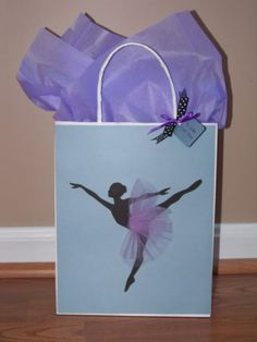 With Glittering Eyes: Yudu Gift for a Tiny Dancer