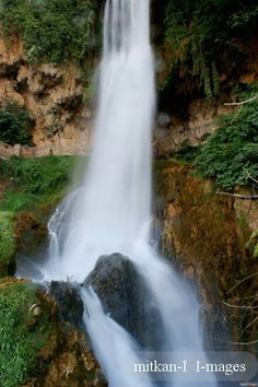 Edessa Waterfall , Greece Visit Greece, Athens Greece, Another World, Macedonia, Science And Nature, Vacation Spots, All Over The World, Waterfalls, Organizing