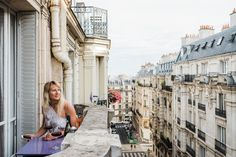 How to start the first eve in Paris? Above the roofs of Paris....!!!! Pics by @daniellbohnhofphotography