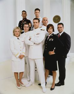 Judge Advocate General is what they call the lawyers in the military. A legal drama.    JAG first aired on NBC on September 23, 1995 and was canceled...