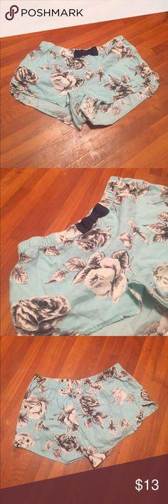 Aerie Sleep Shorts Aerie pajama shorts, gently used! 100% cotton American Eagle Outfitters Intimates & Sleepwear Pajamas
