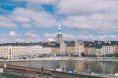 Strosa omkring i #Stockholm