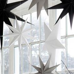 Stjerner og lys / Lights and stars