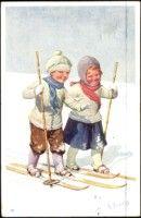Fröhliche Weihnachten  Karl Feiertag