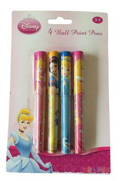 Pour ses premiers écrits ! Stylos #Disney Princess avec Blanche-Neige,et Cendrillon... #Toluki  rentrée scolaire, fournitures et vêtements  https://www.toluki.com/prod.php?id=1218