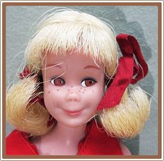 Barbie Friend Skooter Doll Blonde