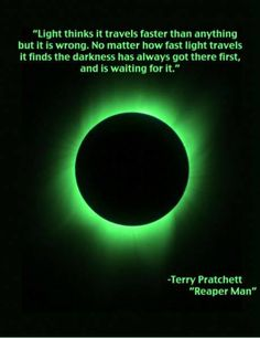 Discover and share Terry Pratchett Quotes. Explore our collection of motivational and famous quotes by authors you know and love. Robert Kiyosaki, Cool Science Facts, Fun Facts, Physics Facts, Science Quotes, Quantum Physics, Dark Quotes, Me Quotes, Qoutes