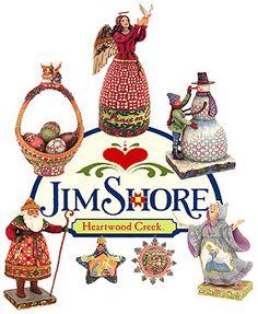 Jim Shore makes Christmas magic