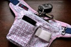 Schnabelinas Welt: Hüfttasche für mich!