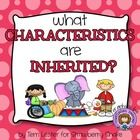 What Characteristics Are Inherited? A Science Picture Activity for Heredity What properties are inherited? A science . by Strawberry Shake 4th Grade Science, Science Biology, Teaching Science, Life Science, Mad Science, Teaching Ideas, Science Experiments For Preschoolers, Science For Kids, Science Ideas