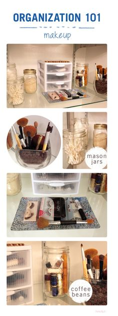 makeup organization ideas | makeup organization ideas | For the Home
