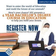 Islam has paid considerable attention to teachers since they are the first brick in the structure of social development. Consequently, it is important that teacher will follow true Islamic teachings and understand them correctly.  Islamic Online Universit