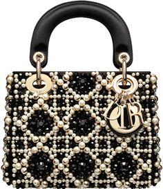 Lady Dior Micro Bag