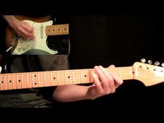 Stevie Ray Vaughan - Pride And Joy Guitar Lesson Pt.1 - Intro - YouTube