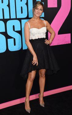 Jennifer Aniston at the Horrible Bosses 2 premiere.