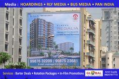 Maximum Discount on Innovative Advertising for Builders in Mumbaii - Global Advertisers