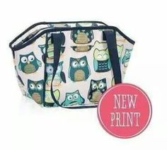 Order your new print today. Be the first to have this super cute lunch tote. Order at www.mythirtyone.com/Freddys