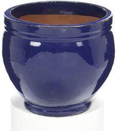 Glazed Malay Pot - 47cm