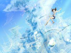 Anime Girl Cute, Anime Love, Makoto Shinkai Movies, Home Screen Pictures, Film Your Name, Kimi No Na Wa, Anime Couples Manga, Korean Artist, Anime Scenery