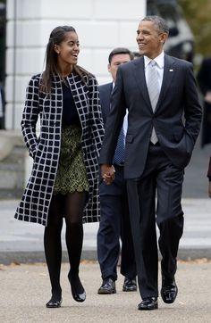【ELLEgirl】オバマ大統領の娘、マリア・オバマがショービズ界にデビュー!?|エル・ガール・オンライン