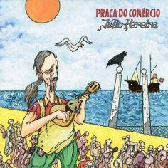 Júlio+Pereira+Praça+do+Comércio+LP+Vinil+Autografado+Edição+Limitada+Numerada+Tradisom+Portugal+2017+-+Vinyl+Gourmet