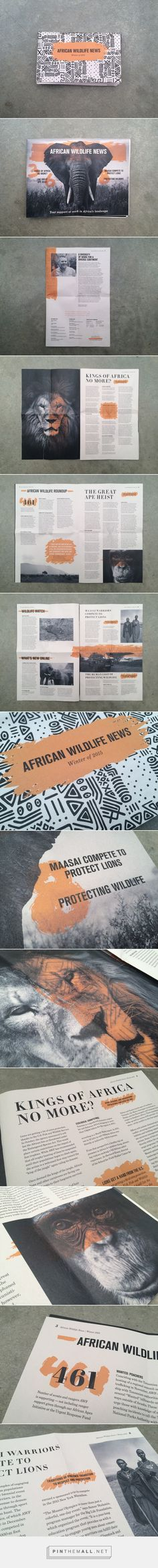 African Wildlife News by Jeremy Murray