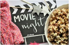 Arty's Getaway: Entertainment – POP by to Check This Great Sweet'n'Salty Chocolate Popcorn Recipe + a Several Movie Ideas for a Great Low-Key Friday.