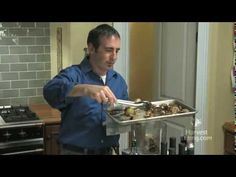 Homemade steak sauce with Chef Keith Snow https://www.youtube.com/watch?v=yoEZuLW-4f0
