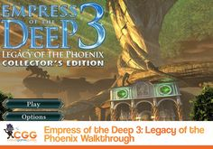 Our Empress of the Deep 3 Walkthrough is live! Use our beautiful custom screenshots and detailed instructions to navigate this immense fantasy world.