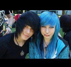 cute couple:) <3