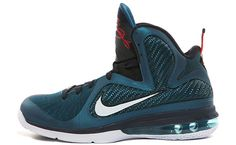 He damn near has all of the Lebrons including these