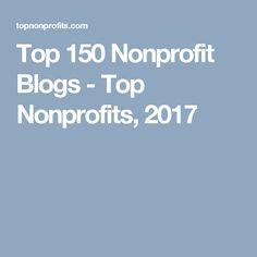 Top 150 Nonprofit Blogs - Top Nonprofits, 2017