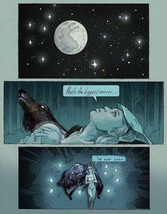 Chiara Bautista. I love this illustration