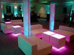 Lounge Furniture Rentals | PURE ENERGY EVENTS