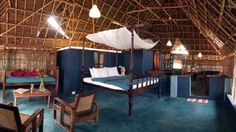 The Baywatch House at The Dune Eco Resort and Spa, Pondicherry, India