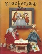 Kracker Jack Zoo by Kathie Rueger Decorative Tole Painting Craft Book