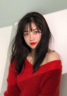 Kanna Hashimoto Japanese Models, Japanese Girl, Asian Woman, Asian Girl, Korean Girl Photo, Asian Cute, Girl Face, Ulzzang Girl, Hair Trends