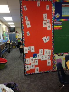 JiJi Goal Wall for the classroom.