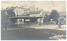 [Széll Kálmán téri Beszkárt megálló, 1935.X.5] [Fé... | Képcsarnok | Hungaricana