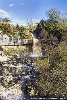 Thornton Force, Ingleton, Yorkshire Dales, North Yorkshire, England