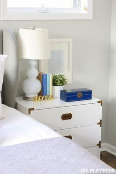 Master Bedroom Makeover on a Budget in a Chicago Condo