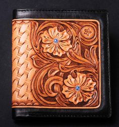 Leather Crafts Product | Mousai Leather Craft Wallet 008