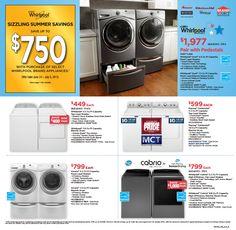 Summer #Appliance Sale   NO INTEREST OFFER From June 26 To July 6, 2015.  Appliance SaleKitchenaid