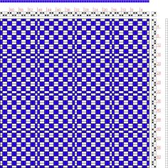 Hand Weaving Draft: Page 180, Figure 18, Textile Design and Color, William Watson, Longmans, Green & Co., 2S, 2T - Handweaving.net Hand Weaving and Draft Archive